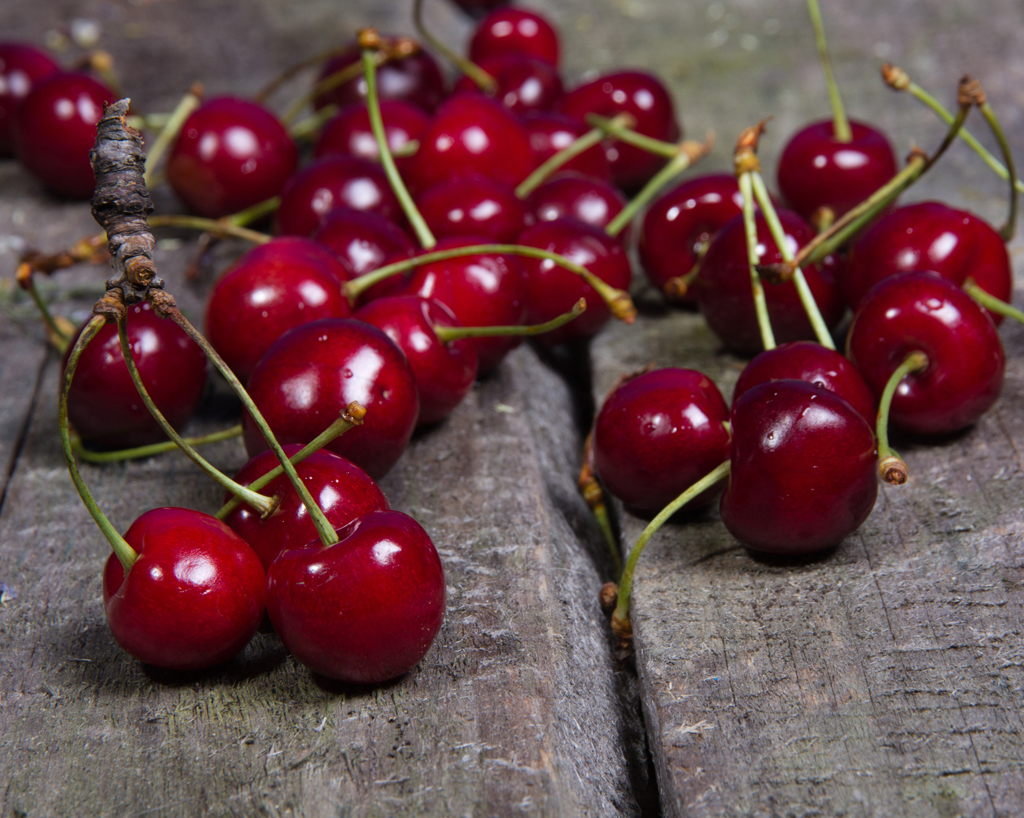 Cherries – whether sweet or sour, it's the flavour that matters