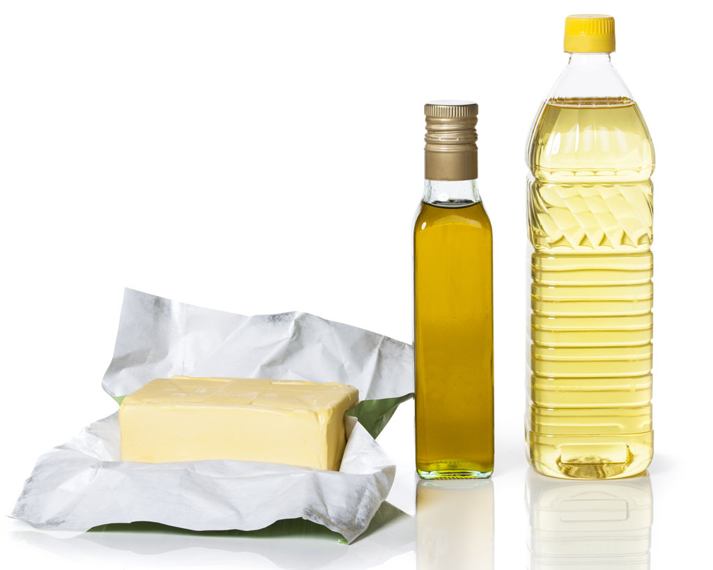 Oil, fat, butter or lard – which fat is suitable for what?