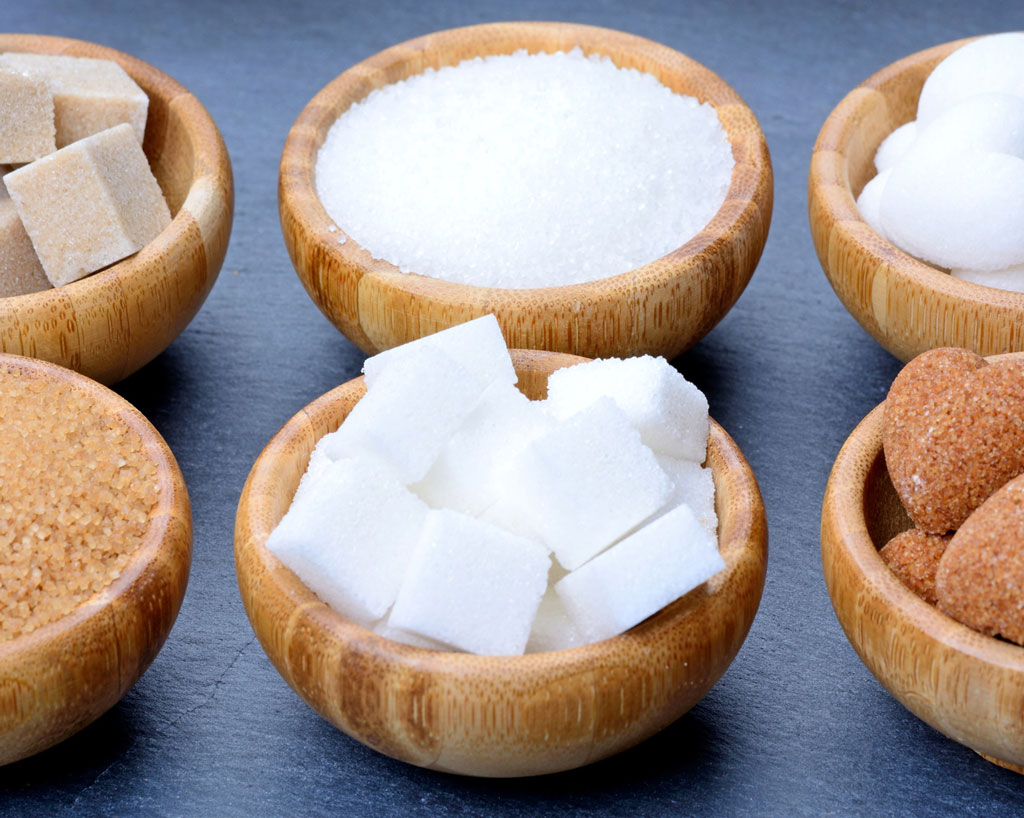 Sugar and other sweeteners